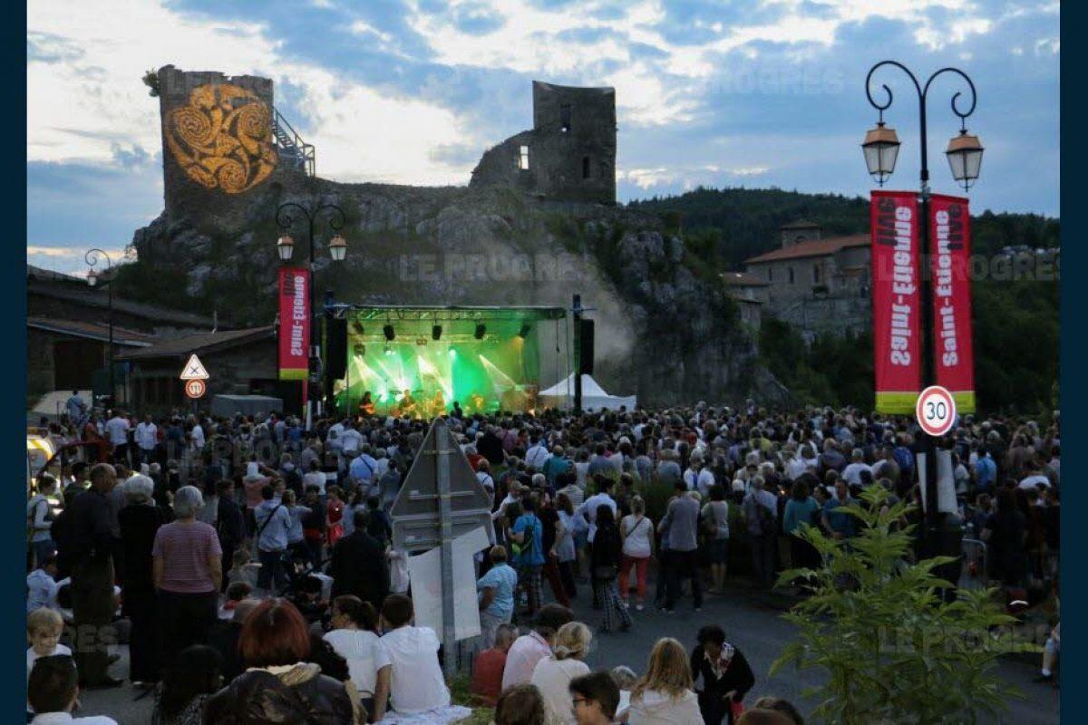Festival Les Roches Celtiques