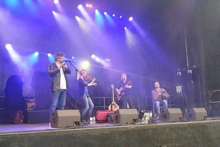 Cooleys reel, Stage Rèpublique, FIMU 2018